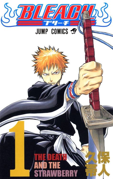 Bleach Volume 1 Cover Art